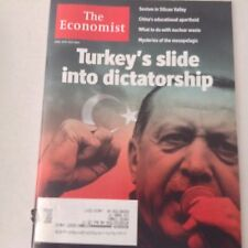 The Economist Magazine Turkey's Slide To Dictators April 15-21, 2017 060817nonrh