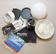 Phottix Flash Speedlight Modifier Kit Set