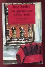 JANE SMILEY: UN APPARTEMENT à NEW-YORK. RIVAGES POCHE. 2008.