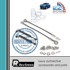 EZDown Stabilus Tailgate Lift Support Smooth Drop Kit Toyota Hilux 2016 2017