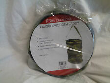 Camouflage Dorm Caddy Shower Tote NEW