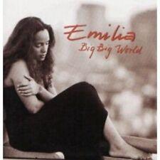 CD : EMILIA Emilia CD Single Big Big World - Europe