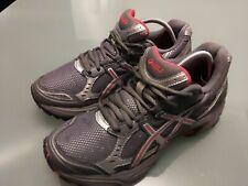 Women's ASICS Trail Tambora Running Shoes Trainers UK 5 EU 38 Grey Silver