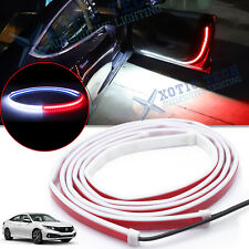 Door Opening LED Strip Strobe Light Anti-collision Alert For Honda Civic Accord