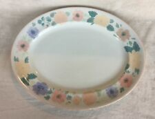 "MARKS & SPENCER MIDSUMMER 14""  OVAL PLATE/PLATTER VERY GOOD CONDITION"