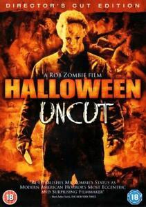 Halloween (DVD / Director's Cut / Rob Zombie 2007)