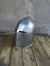 Sugar loaf helmet Steel Armor Helmet by vimhari