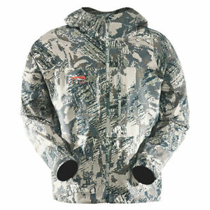 """Sitka Dew Point Jacket Optifade Open Country Medium=39-41"""" Chest 50051"""