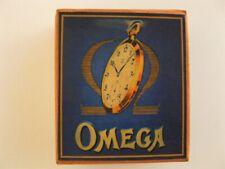 For Omega Pocket Watch Advertising Souvenir Cardboard Box