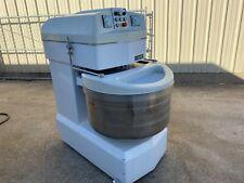 Lucks Sm160 Spiral Dough Mixer 160Kg (352Lbs.) Abs Mixer Bakery 2 Speed Dough