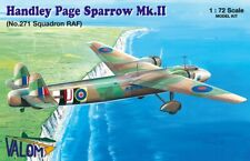 Valom Plastic model kit 72117 1:72 scale Handley Page Sparrow MKII 217 Squadron