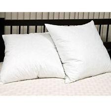 Luxurious 65cm x 65cm Euro Continental Square Pillow Pair