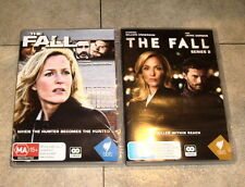 The Fall Series 1-3 Collection DVD (6 discs) SBS Near New Cond Reg 4
