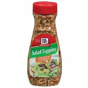 McCormick Salad Toppings Crunchy & Flavorful