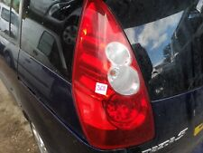 Mazda Mazda5 MPV 05-11 Blue(CC33A) Near Side Left Rear Tail Light Lamp