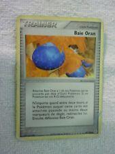 Carte pokémon trainer baie oran 80/106 peu commune ex emeraude