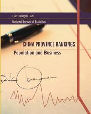 China Province Rankings 2013 : Population and Business by National Bureau of...