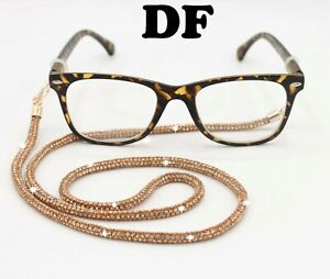 cordini catena catenella catenina gioielli per occhiali vista lettura sole donna