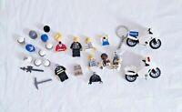 Lego Mini Figures parts / spares accessories bundle job lot minis minifigures