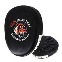 MMA Boxing Gloves Pads Tiger Muay Thai Kick Boxing Training PU Foam Boxer Pads