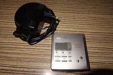 Sony MD Walkman r55 plata + Philips cargador (428) 2. elección