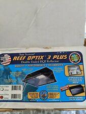 New listing Reef Optix 3 Plus Hqi aquarium lighting reflector