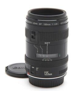 Canon EF 135mm f2.8 Soft Focus Lens #34755