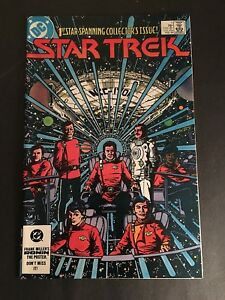 STAR TREK #1 1984 PEREZ COVER 9.8+ NM-MT+ WHITE PAGES