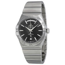 OMEGA Constellation Day-date Auto 38mm Steel Mens Watch 123.10.38.22.01.001