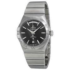 OMEGA constelación-axial 38mm Para Caballero Reloj Co 123.10.38.22.01.001 RRP £ 5240 Nuevo