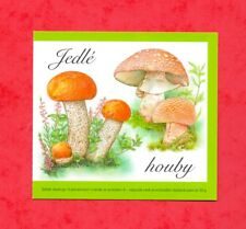 f7f72d24463 New Listing2018 EDIBLE MUSHROOMS STAMP BOOKLET   CZECH REPUBLIC
