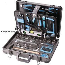 Valise Avec Outils et Accessoires CHROME-VANADIUM 130 PIÈCES FERVI 0105