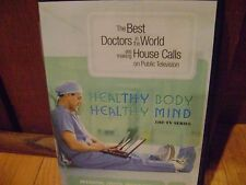 Interstitial Cystitis- Private Pain DVD - Healthy Body, Healthy Mind