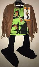 boys New Nwt Halloween Costume Muscle Monster size Large 12/14 Complete Nice @