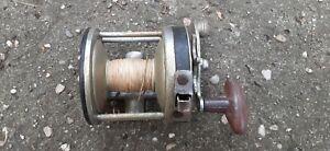 Vintage Pflueger Captial 1988 Reel For Parts,Pflueger Reels,Vintage Reels