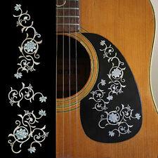 Oriental Flowers SET-WP Takamine PXM-1 Inlay Sticker Decal Guitar Pickguard