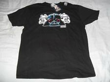 ANGRY BIRDS STAR WARS Black T-Shirt Adult XXL NWT Hot Topic Vader Stormtroopers