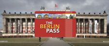 THE BERLIN PASS -RRP €120 £100 MUSEUM ATTRACTION PASS www.berlinpass.com
