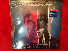 "Batman V Superman ""Dawn of Justice"" Vinyl-3LPs 2016 Warner Movie Soundtrack USA"