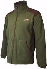 Mens Pheasant / Plain Shooters Fleece Jacket Shooting Jumper Hunting
