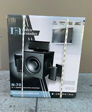 *NEW* NOLYN ACOUSTICS N-70 5.1 HOME THEATER SYSTEM