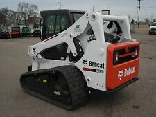 BOBCAT T650 Compact Track Loader  Service and Operator's  Manual CD