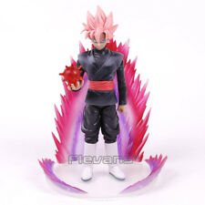 New! Dragon Ball Z Super Saiyan Rose Black Goku old PVC Action Figures Toys 21Cm