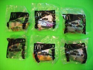 2004 McDonalds - Lion King 1-1/2 - set of 6 *MIP*