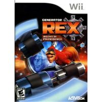 Generator Rex: Agent of Providence (Nintendo Wii, 2011) NEW