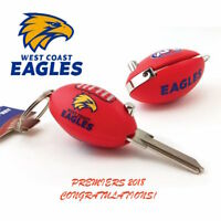 WEST COAST EAGLES Flip House Key IN STOCK NOW! Free Post
