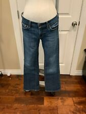 "Citizens of Humanity ""Dita Petite Bootcut"" Blue Denim Jeans, Size 27"