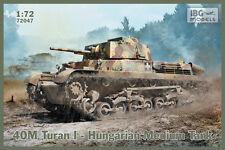 IBG 72047 - 40M Turan I – Hugarian Medium Tank