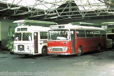 Crosville EFM163H & Trent AJA140B Liverpool 02/09/73 Bus Photo