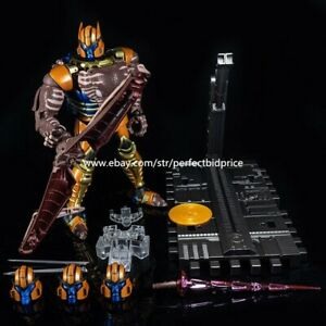 New Deformabl Robot Masterpiece MP-41 Beast Wars Dinobot Ver Actions Figure Toys